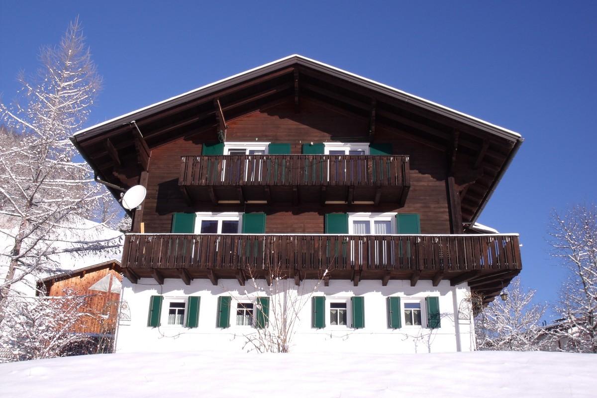 Unser Berghaus im Montafon