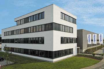Unser Büro- und Produktionsgebäude