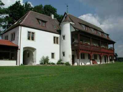 Foto vom Schloss Einsiedel