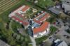 Martinshaus von oben Luftbild