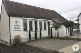 Foto der Neuapostolischen Kirche in Wannweil