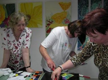 ein workshop im ARTelier