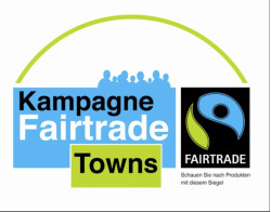 Logo von Fairtrade Towns