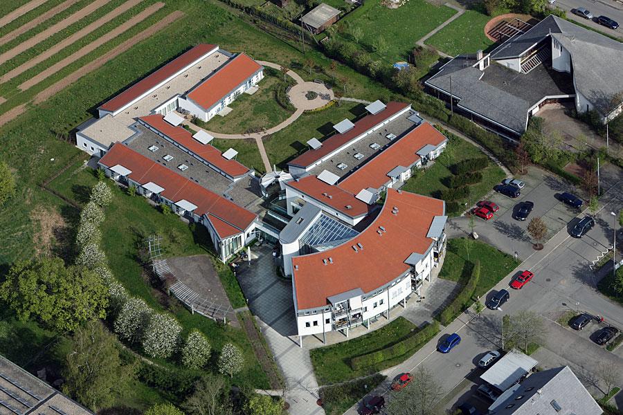 Martinshaus: Betreutes Wohnen mit Pflegeheim