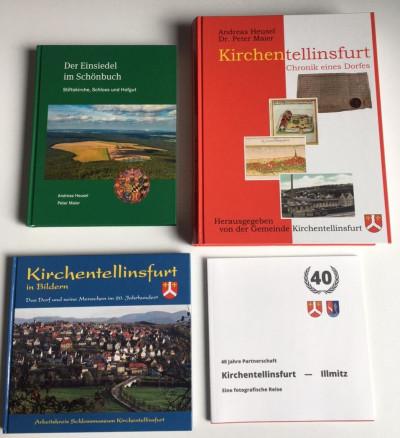 Bücher Ortsgeschichte